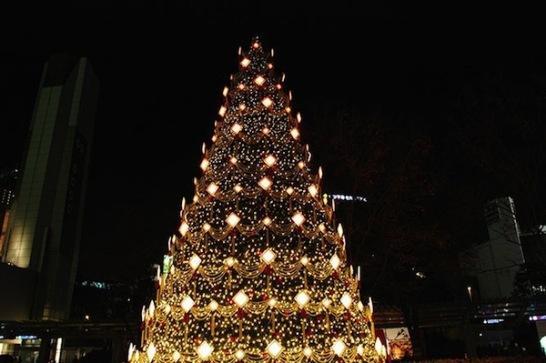 クリスマスツリーオーナメント手作り01