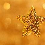 クリスマスの星を折り紙で作ろう