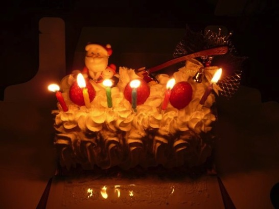 東京クリスマスケーキ予約01