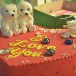 東京ならではのクリスマスケーキを予約したい(2015)