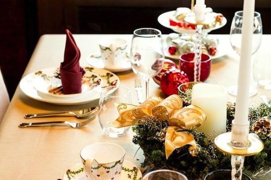 クリスマスアメリカ料理