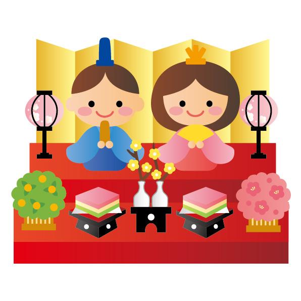 折り紙】ひな祭りの折り方 ... : 折り紙のお雛様 : 折り紙