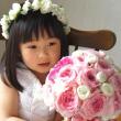結婚式子供服女の子ドレス