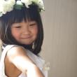 結婚式子供服女の子ワンピース