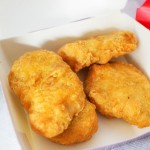 マクドナルド・チキンナゲットのカロリー(ポテトと比較)