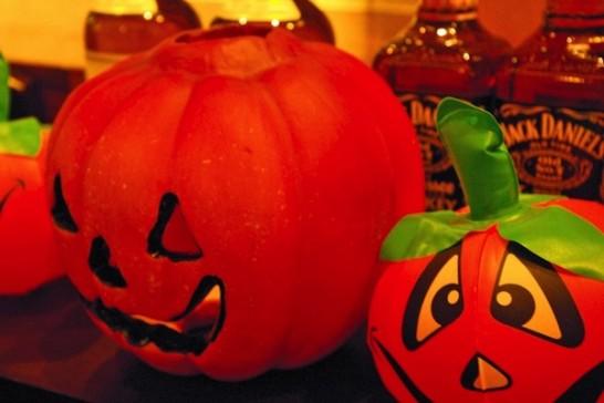 ハロウィンかぼちゃランタン