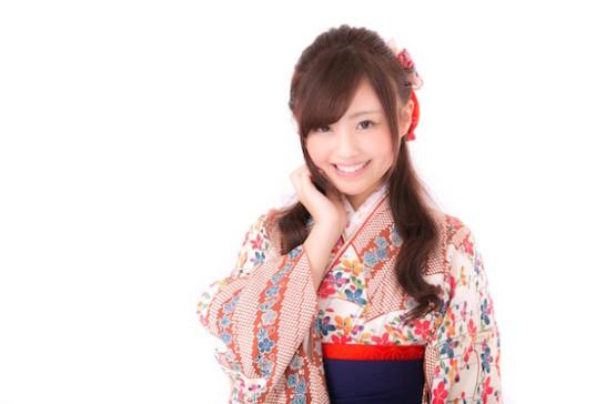 卒業式袴着物かわいい髪型ロングヘア