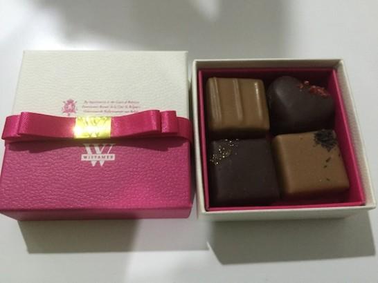ホワイトデーヴィタメールチョコレート14