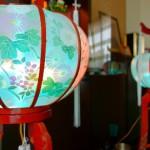 お盆提灯の飾り方と飾る意味だけは必ず知っておこう(いつから飾る?)