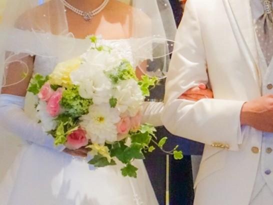 家族だけ結婚式費用ウエディング挙式01