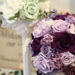 結婚式のウェルカムボード手作りアイデアと作り方(花・100均でも可)