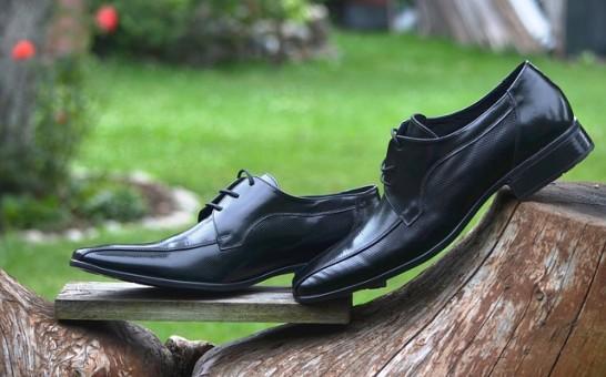 革靴磨き方鏡面ハイシャイン靴磨き方法02
