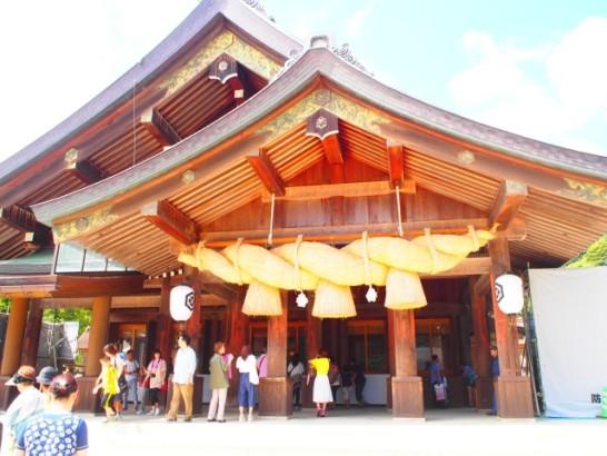 初詣デート東京おすすめスポット縁結び神社お寺06(出雲大社東京分祠)