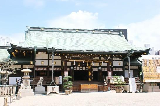 初詣関西人気スポットランキング縁結び神社お寺03