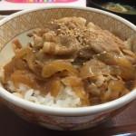 すき家のカロリー一覧表(牛丼・豚丼・ミニ・豚汁・牛皿・全メニュー)