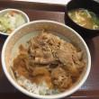 すき家カロリー一覧表牛丼・豚丼・ミニ・豚汁・牛皿02