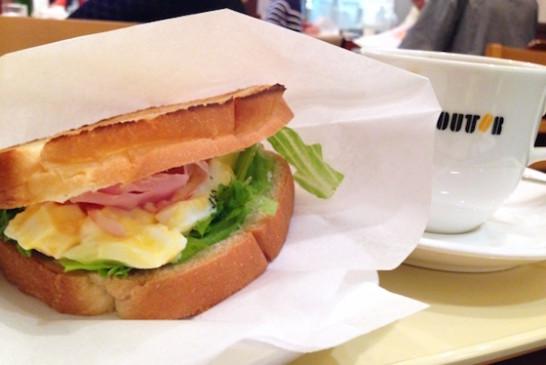ドトールカロリー一覧表フードサンドイッチドリンクパン01