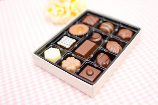 バレンタイン本命 GODIVAチョコ値段限定ゴディバ02