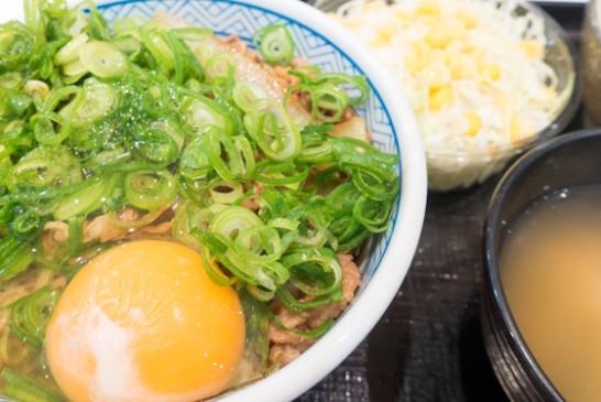 吉野家カロリー一覧表牛丼並大特盛コモサラ豚丼生姜焼き02