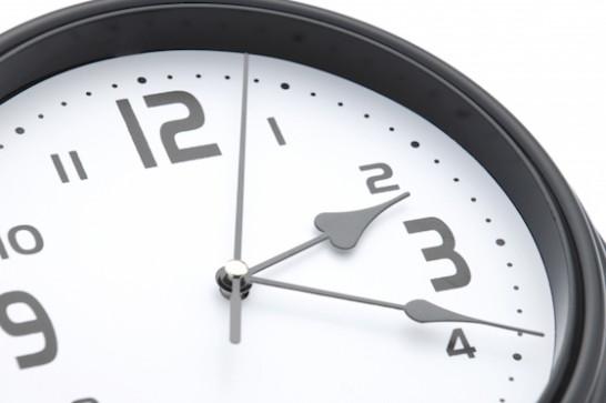 電波時計時刻合わせ方失敗時刻合わせ01