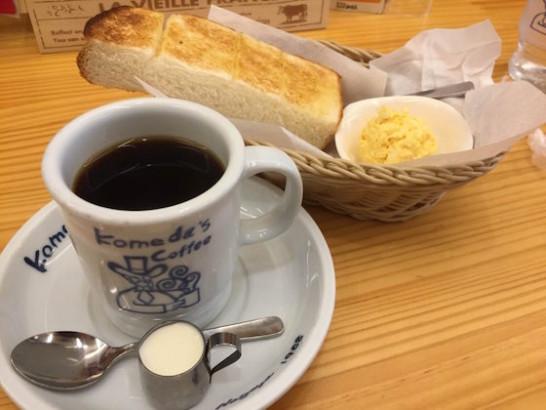 コメダ珈琲店カロリー表メニュー02